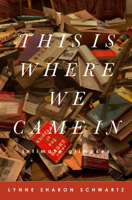 This Is Where We Came in Cover
