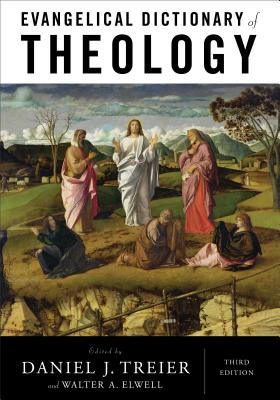 Evangelical Dictionary of Theology Cover Image