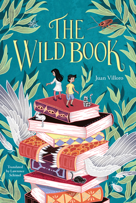 The Wild Book Cover Image
