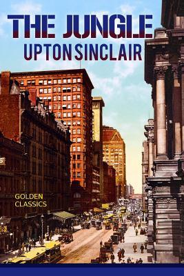 The Jungle (Golden Classics #35) Cover Image