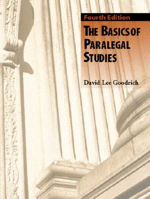 The Basics of Paralegal Studies Cover Image