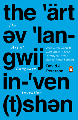 The Art of Language Invention Cover