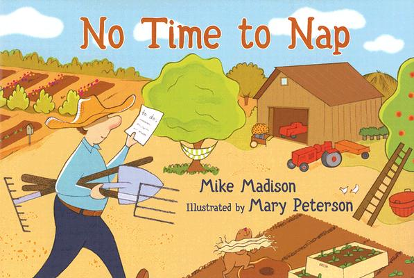 No Time to Nap Cover Image