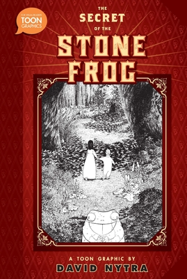 Cover for The Secret of the Stone Frog