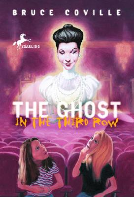 The Ghost in the Third Row Cover Image