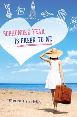 Sophomore Year Is Greek to Me Cover