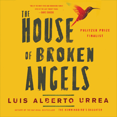 The House of Broken Angels Lib/E Cover Image