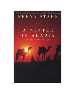 A Winter in Arabia Cover