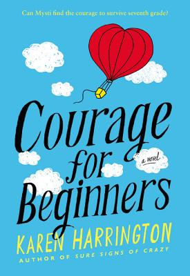 Courage for Beginners Cover Image