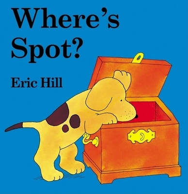 cover for Where's Spot