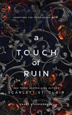 A Touch of Ruin (Hades X Persephone) Cover Image