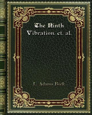 The Ninth Vibration. et. al. Cover Image