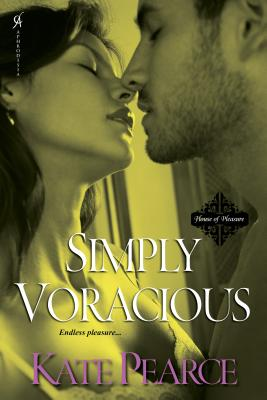 Cover for Simply Voracious (House of Pleasure #8)