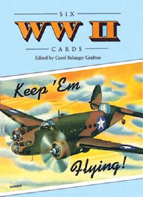 Six World War II Cards Cover Image