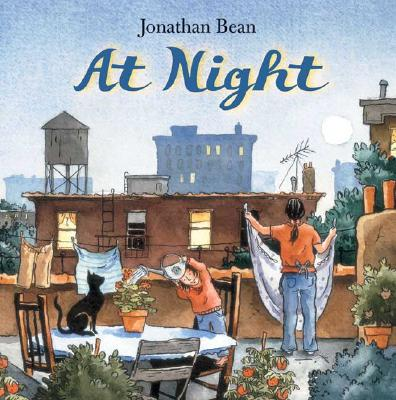 At Night Cover