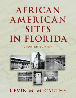 African American Sites in Florida Cover Image