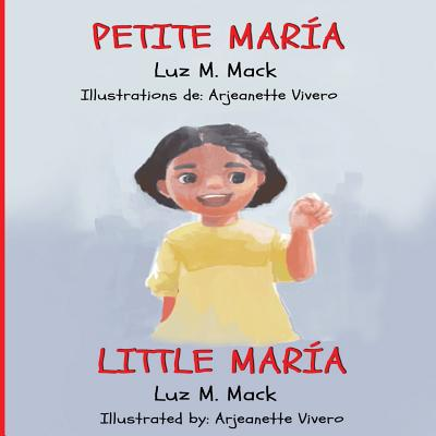 Petite María/ Little María: French/English Edition Cover Image