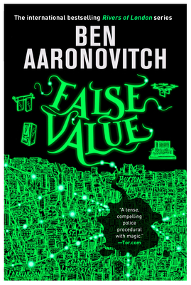 False Value (Rivers of London #8) Cover Image