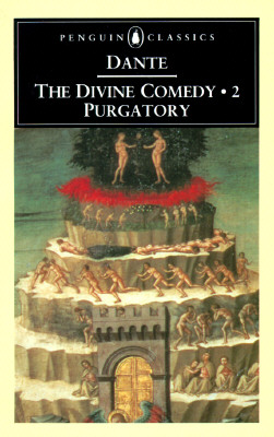 The Divine Comedy: Volume 2: Purgatory Cover Image