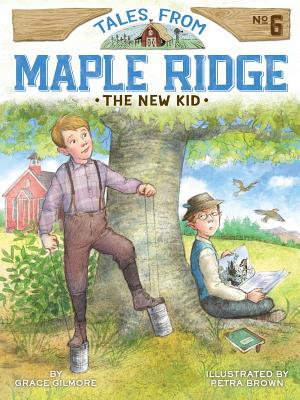 Cover for The New Kid (Tales from Maple Ridge #6)