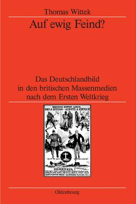 Cover for Auf Ewig Feind?