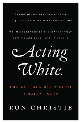 Acting White Cover