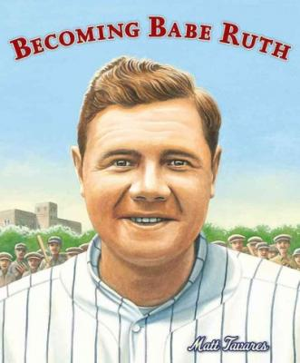 Becoming Babe Ruth Cover