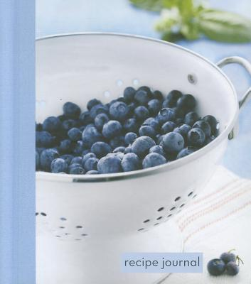 Blueberry Colander Small Recipe Journal Cover