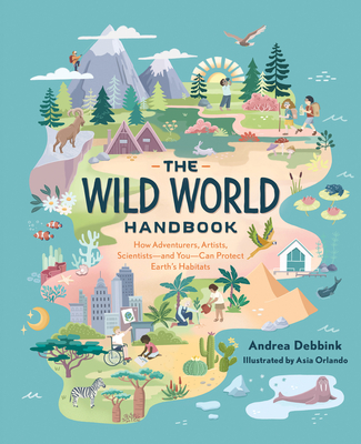 Cover for The Wild World Handbook