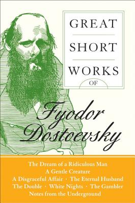 Great Short Works of Fyodor Dostoevsky Cover