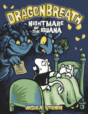 Dragonbreath #8: Nightmare of the Iguana Cover Image