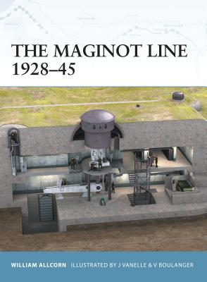 The Maginot Line 1928-45 Cover