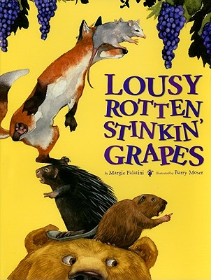 Lousy Rotten Stinkin' Grapes Cover