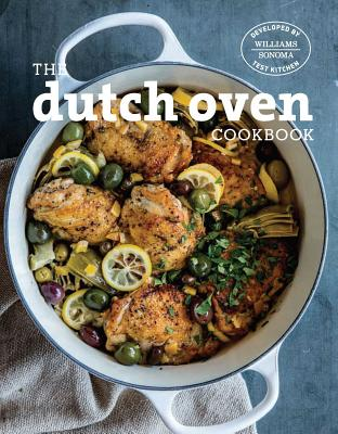 The Dutch Oven Cookbook Cover Image