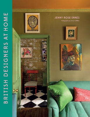 British Designers At Home Cover Image