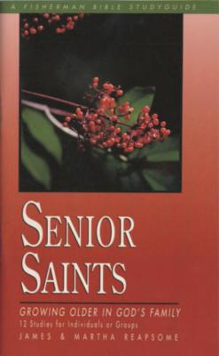Senior Saints Cover Image