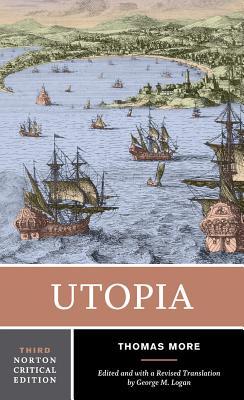 Utopia (Norton Critical Editions) Cover Image