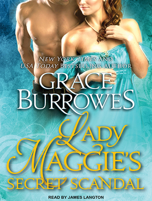 Lady Maggie's Secret Scandal (Windham #5) Cover Image