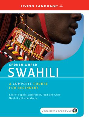 Swahili Complete Course for Beginners Cover