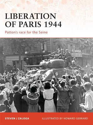 Liberation of Paris 1944: Patton's Race for the Seine Cover Image