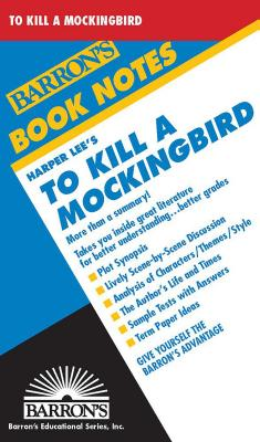 To Kill A Mockingbird (Barron's Book Notes) Cover Image