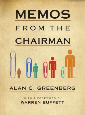 Memos from the Chairman Cover Image