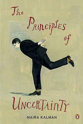 The Principles of Uncertainty Cover
