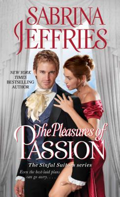 The Pleasures of Passion (The Sinful Suitors #4) Cover Image