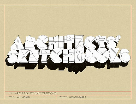Architects' Sketchbooks Cover Image