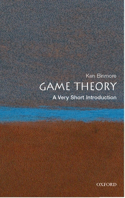 Game Theory: A Very Short Introduction (Very Short Introductions) Cover Image