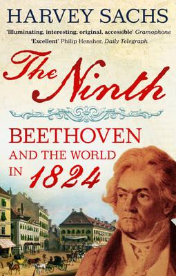 Ninth: Beethoven and the World in 1824 Cover Image