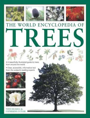 The World Encyclopedia of Trees Cover Image