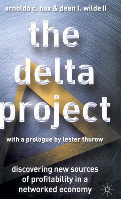 Cover for The Delta Project
