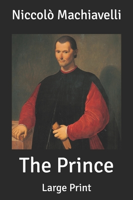 The Prince: Large Print Cover Image